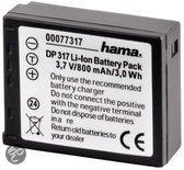 Hama accu voor digitale camera (Panasonic CGA-S007E)