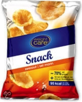 Weight Care Snack Chips - Zeezout