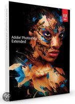Adobe Photoshop Extended 13 CS6 - Studenten Versie /  WIN / Nederlands