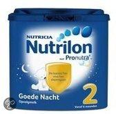 Nutrilon Goede Nacht 2 - Opvolgvoeding - 480 gram