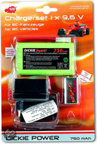 Dickie Power Pack Charger-Set