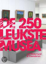 De 250 leukste musea van Nederland en Vlaanderen