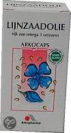 Arkopharma Arkocaps Lijnzaadolie - 45 Capsules - Voedingssupplement
