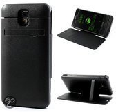 qMust Extended Battery Flip Case Samsung Galaxy Note 3 (black)