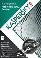 Kaspersky Security for Mac 1-pc 2 jaar directe download versie