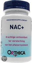 Orthica NAC+ - 30 Capsules