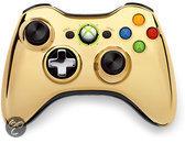 Microsoft Draadloze Controller Goud Xbox 360