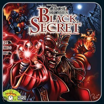 Ghost Stories - Uitbreiding Black Secret