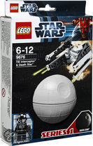 LEGO Star Wars TIE Interceptor & Death Star - 9676