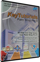 Keytutorials, Paint Shop Pro 9  NL