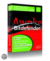 Bitdefender Antivirus Essential 2013 - 1 PC / Windows