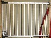 Bebies First - Traphek veiligheidsrek Tigra - Wit