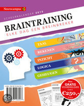 Neurocampus braintraining scheurkalender 2015