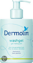 Dermolin Washgel Dispenser