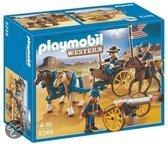 Playmobil Kanontransport met Paard en Kar - 5249