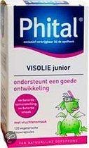 Phital Visolie Junior Capsules 120 st