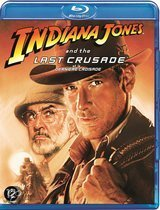 Indiana Jones And The Last Crusade (Blu-ray)