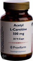 Proviform - Acetyl L Carnitine 500mg
