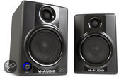 M-Audio Studiophile AV40 MK2  - Studio monitors - 2 stuks - Zwart