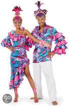 Caribbean jurk Maat 44