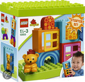 LEGO Duplo Peuter Bouwen en Spelen - 10553