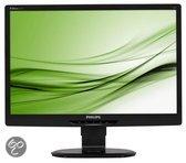 221S3LCB 215i LED WUXGA 5ms 1920x1080 16/9 DVI&VGA 250cd/m 20M:1 Height adjustment Black