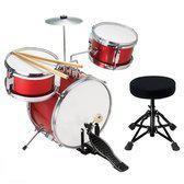 Imaginarium Garageband Drum - Compleet drumstel met krukje