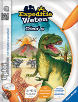 Ravensburger Tiptoi - Expeditie Weten Dino's