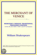 The Merchant Of Venice (Webster'S Chines