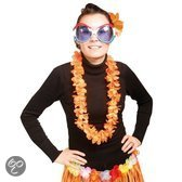 Nederland Hawaii krans holland basic oranje