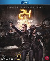 24 - Seizoen 9: Live Another Day (Blu-ray)