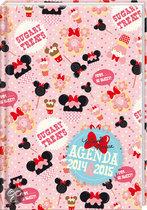 Minnie Mouse Schoolagenda 2014-2015
