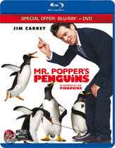 Mr. Popper's Penguins (Blu-ray+Dvd Combopack)