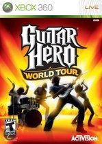 Guitar Hero: World Tour -Xbox 360 Super Bundel
