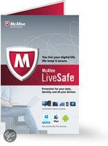 McAfee LiveSafe Standalone - FR