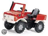 Rolly Toys Trapauto Brandweerwagen