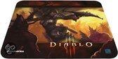 Foto van Steelseries Qck Diablo III Muismat - Demon Hunter Edition Zwart PC