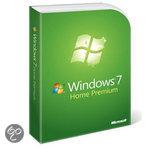 Microsoft Windows 7 Home Premium - Nederlands / OEM versie / 1 gebruiker / 32-Bit / DVD
