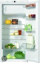 Miele inbouw koelkast met vriesvak nis 122 cm K34142iF