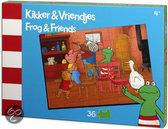 Kikker & Vriendjes Puzzel