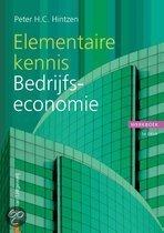 Elementaire kennis bedrijfseconomie / deel Werkboek