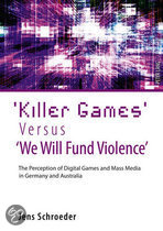 'Killer Games' Versus 'We Will Fund Violence'