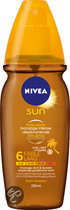 NIVEA Sun Spray - SPF 6 - 150 ml - Zonneolie