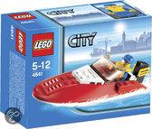 LEGO City Speedboot - 4641