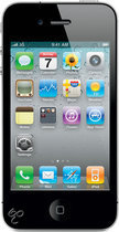 Apple iPhone 4 (16GB, simlockvrij) - Zwart