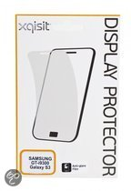 Xqisit Screenprotector voor Samsung Galaxy S3 - Anti-Glare