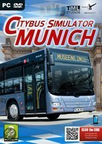 City Bus Simulator:  Munich