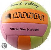 Mondo Volleybal 280 gram geel oranje roze