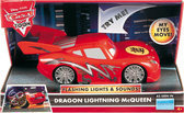 Cars Toon Dragon Lightning Mcqueen