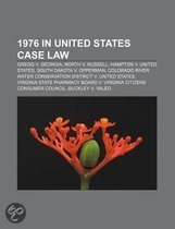 1976 in United States Case Law
